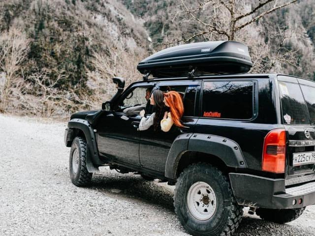 Джип-тур по сказочным каньонам Сочи