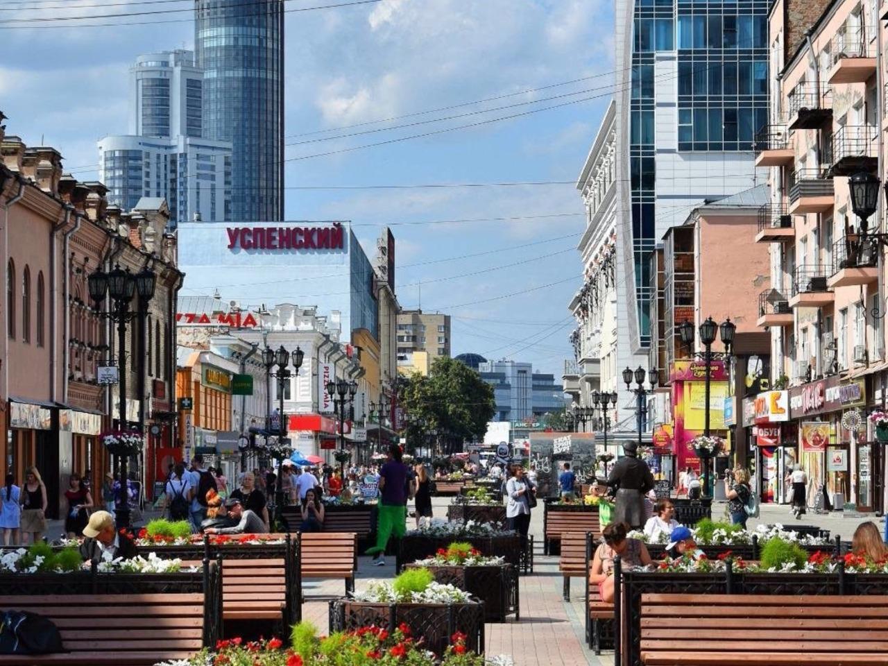 Историческая пешеходная экскурсия по центру города - индивидуальная экскурсия по Екатеринбургу от опытного гида