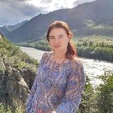 Лана гид на Алтай
