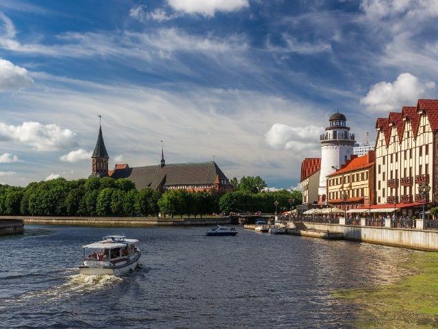 Экскурсионная программа по Калининграду на 5 дней