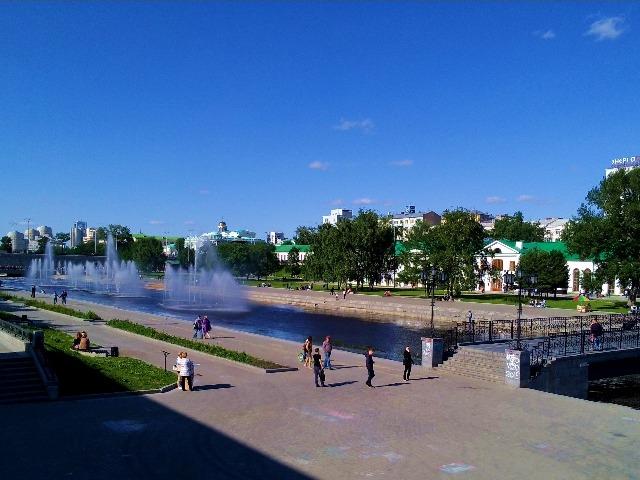 Екатеринбург экскурсионный
