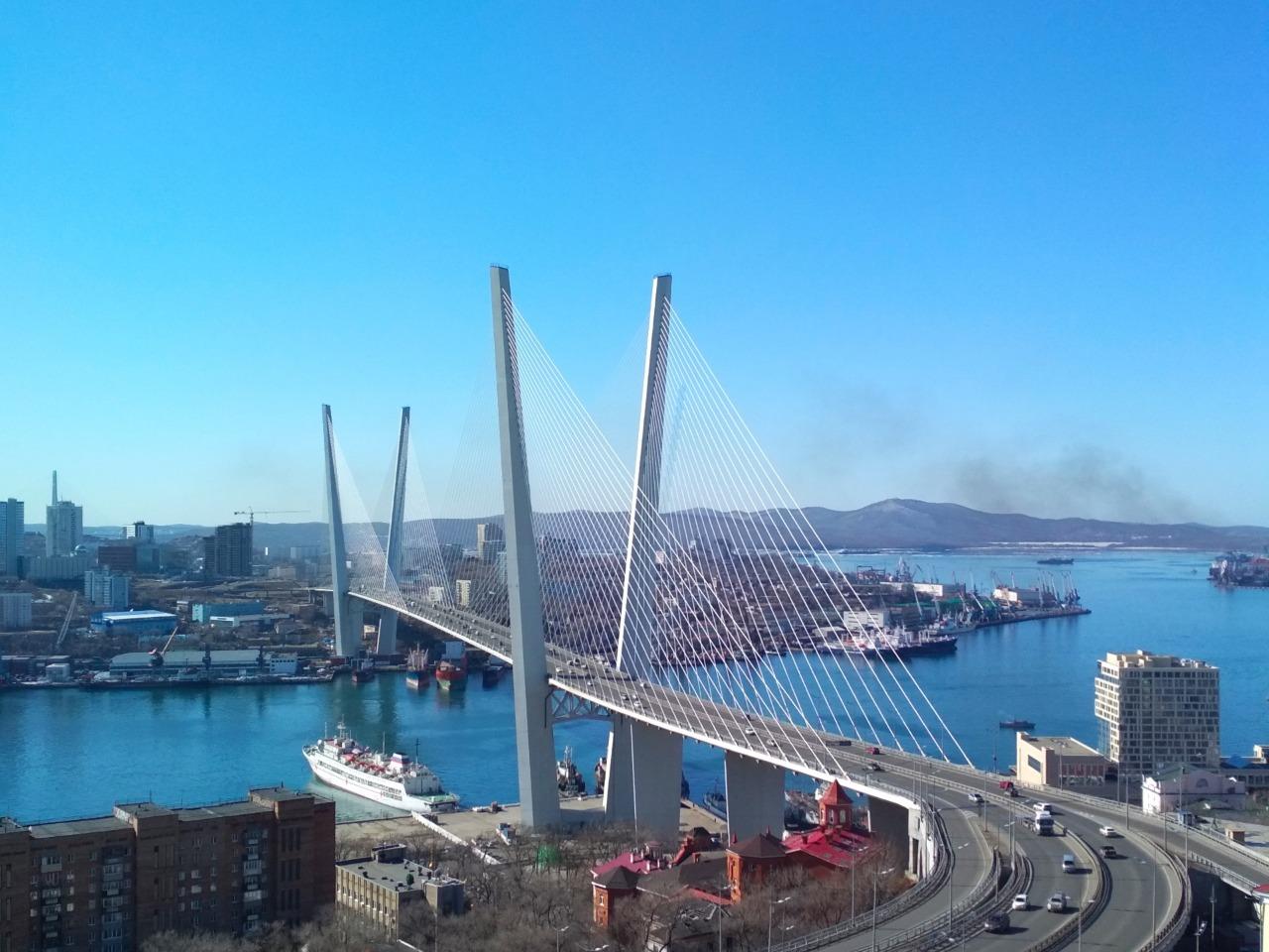 Топ-5 лучших мест Владивостока - индивидуальная экскурсия по Владивостоку от опытного гида