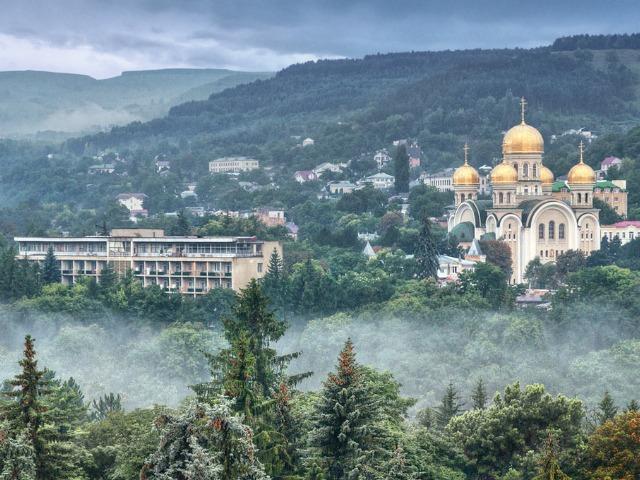Кисловодск: путешествие в прошлое
