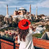 Анна гид в Стамбуле