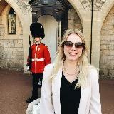 Ирина гид по Лондону