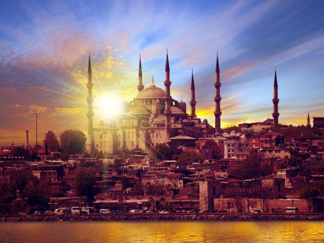 Стамбул исторический и неизведанный