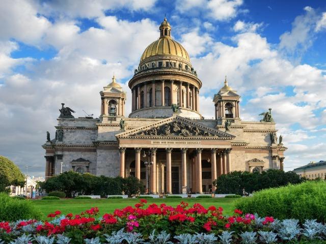 Обзорная экскурсия по Санкт-Петербургу на минивене