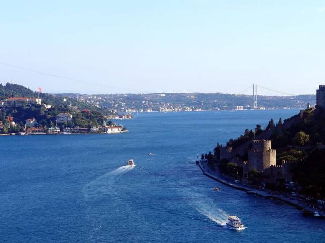 Стамбул многоликий: султаны, Босфор и турецкие сериалы