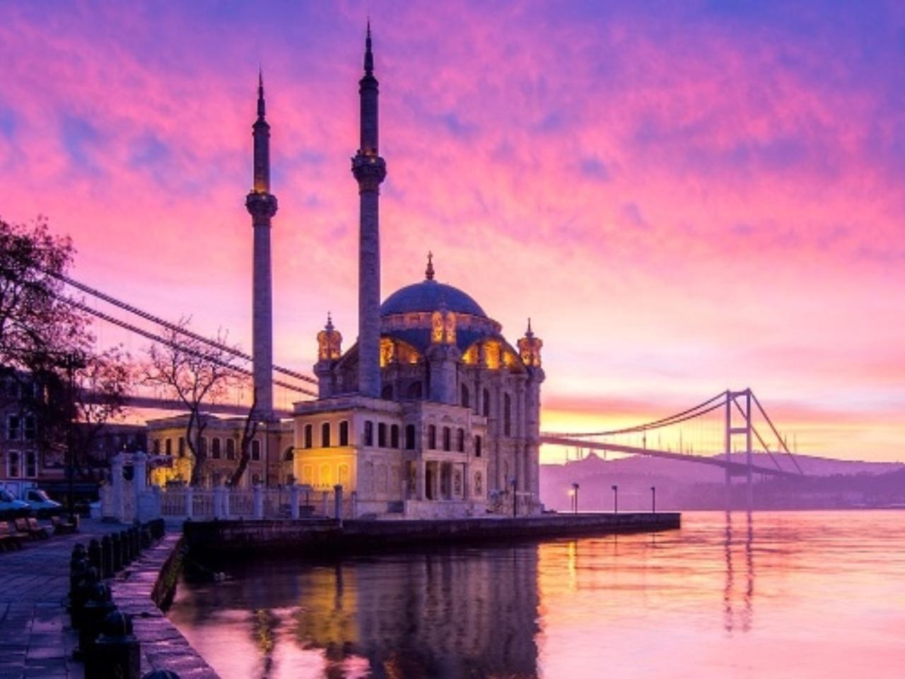 Стамбул чарующий - индивидуальная экскурсия в Стамбуле от опытного гида