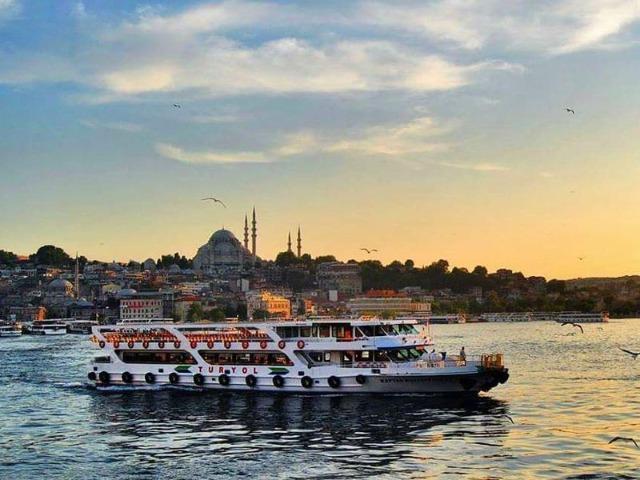 Стамбул изнутри