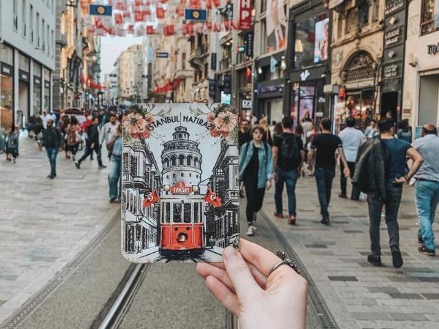 Два лица Стамбула: Европа и Азия
