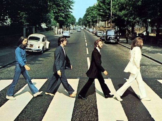 Beatles в Лондоне
