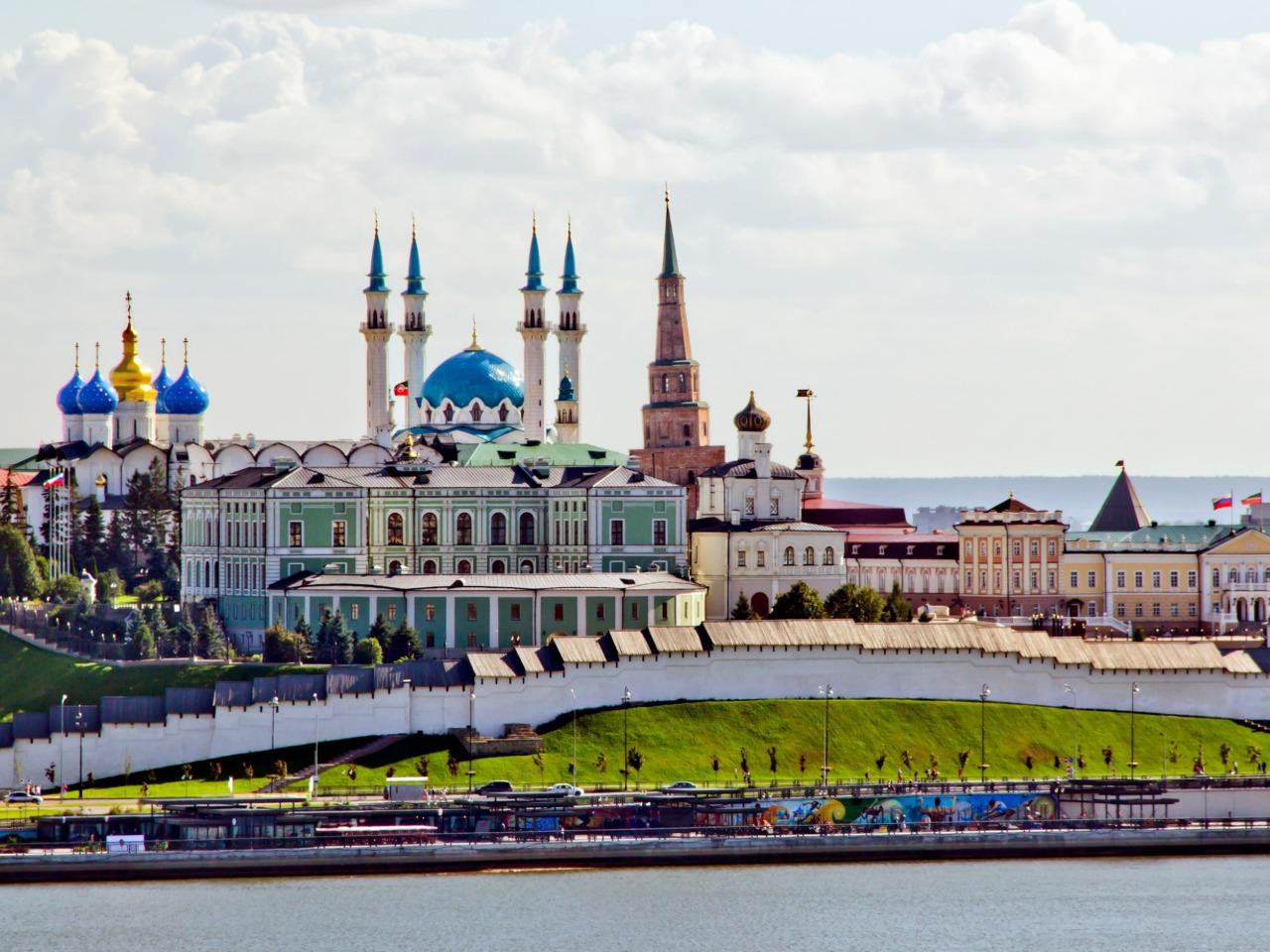 Обзорная по Казани - индивидуальная экскурсия в Казани от опытного гида