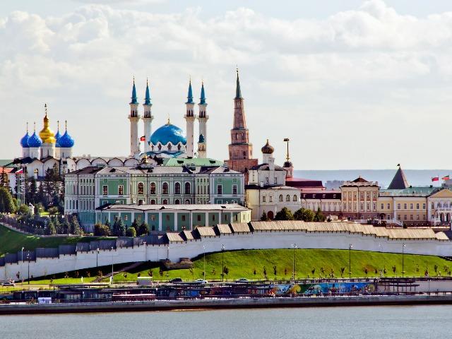 Обзорная по Казани
