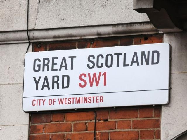 Детективный день в Лондоне