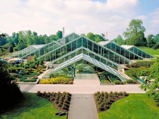 Милый Richmond и Kew