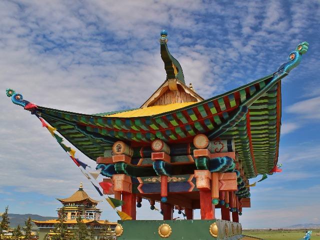 Иволгинский Дацан - центр Буддизма в России