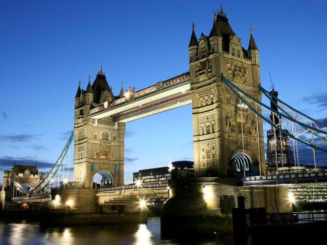 London Bridge приглашает
