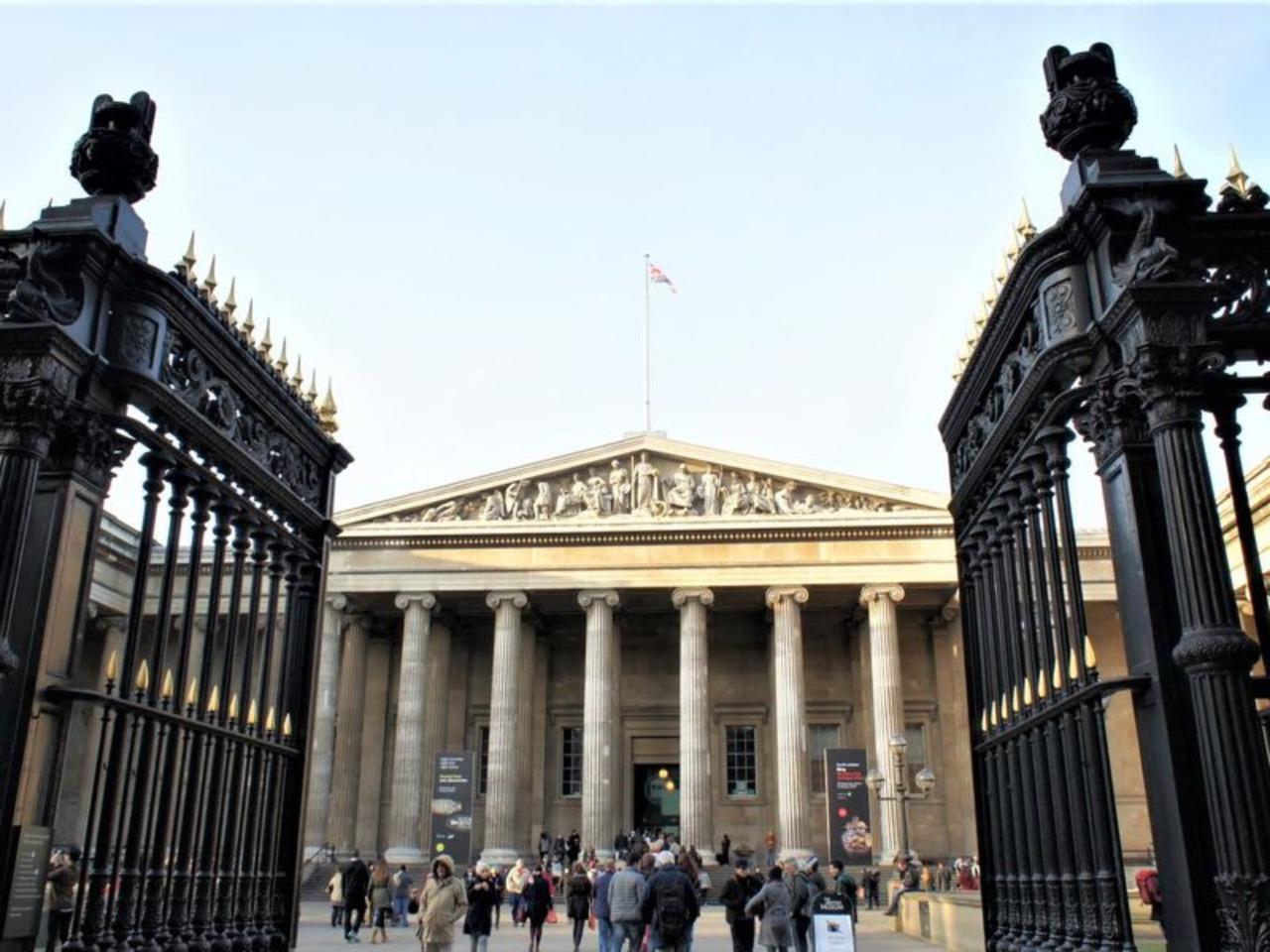 Экскурсия в Британский музей - индивидуальная экскурсия по Лондону от опытного гида