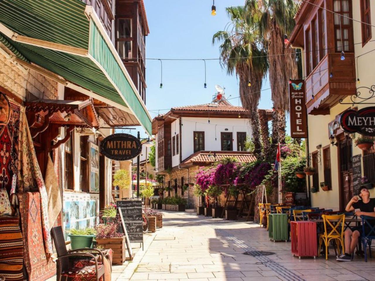 Старый город Анталии - индивидуальная экскурсия в Анталии от опытного гида