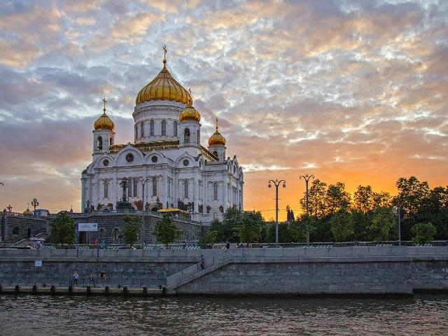 Обзорный тур по Москве: старая добрая классика
