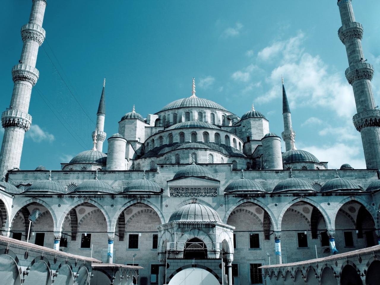 Стамбул классический(пешеходная экскурсия) - индивидуальная экскурсия в Стамбуле от опытного гида