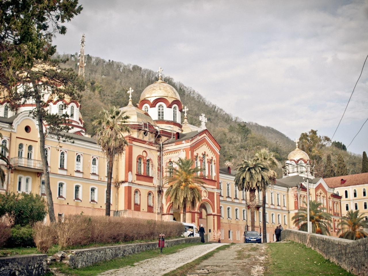 Новый Афон. Истоки христианства на Кавказе - индивидуальная экскурсия в Сухуме от опытного гида