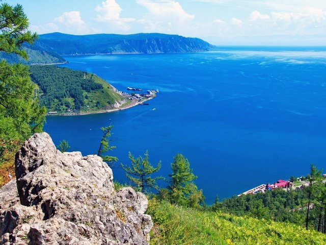 Чудесный день на Байкале