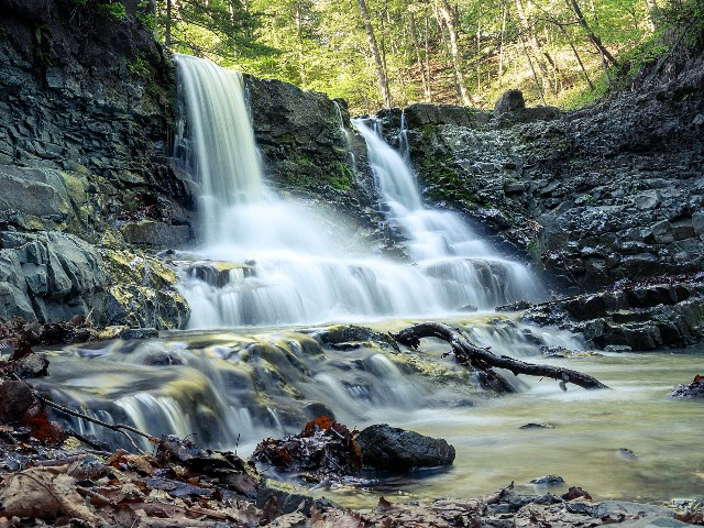 Кравцовские водопады и национальный парк