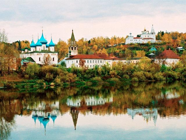 Гороховец- город застывший во времени
