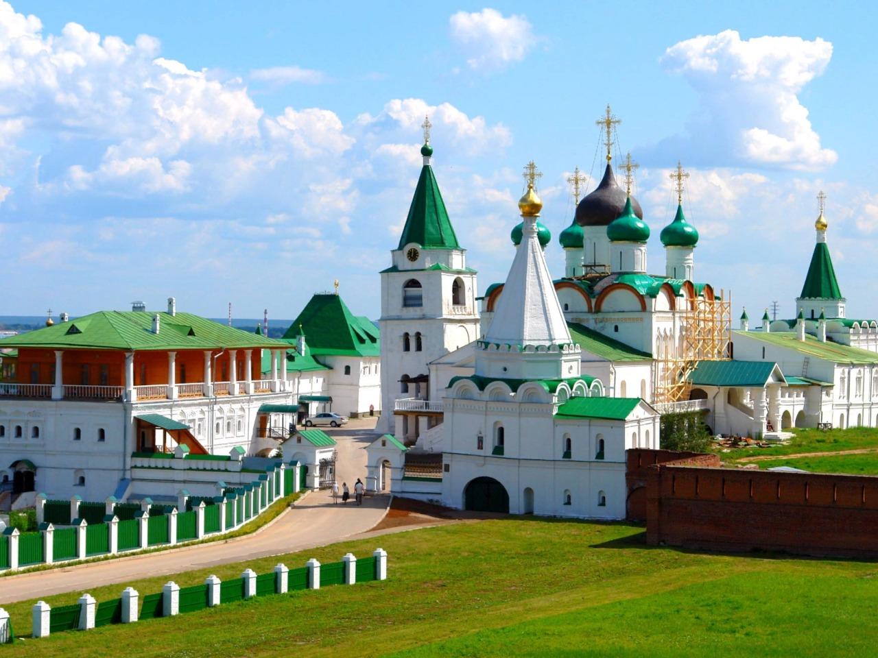 Дивные храмы Нижнего - индивидуальная экскурсия по Нижнему Новгороду от опытного гида