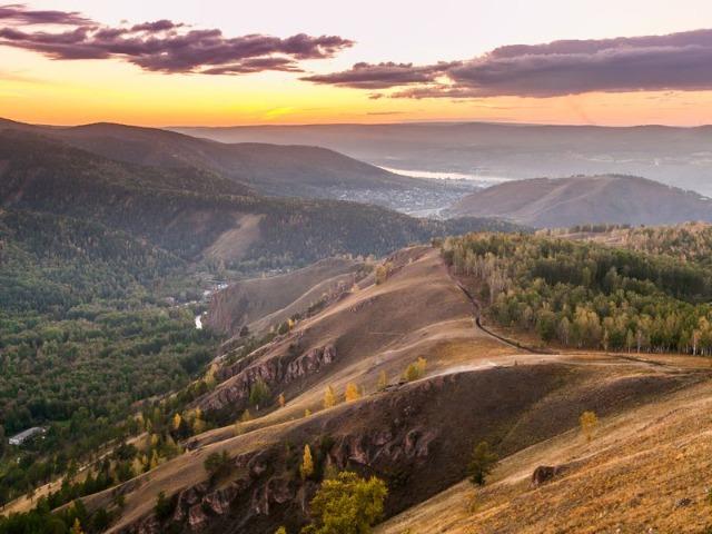 Путешествие по отрогам Саянских гор
