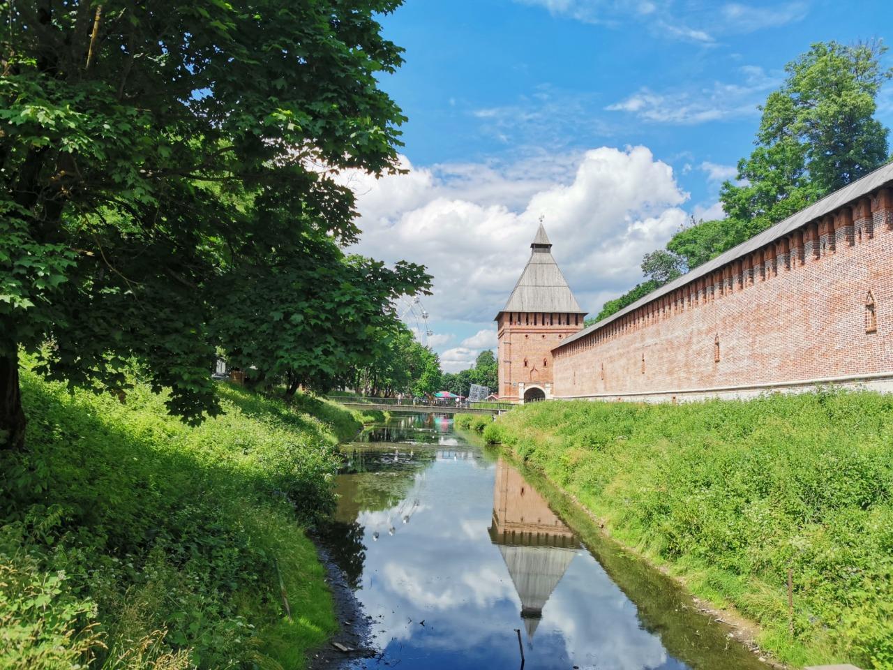 Смоленск- Гнездово: Путешествие из IX века - индивидуальная экскурсия по Смоленску от опытного гида