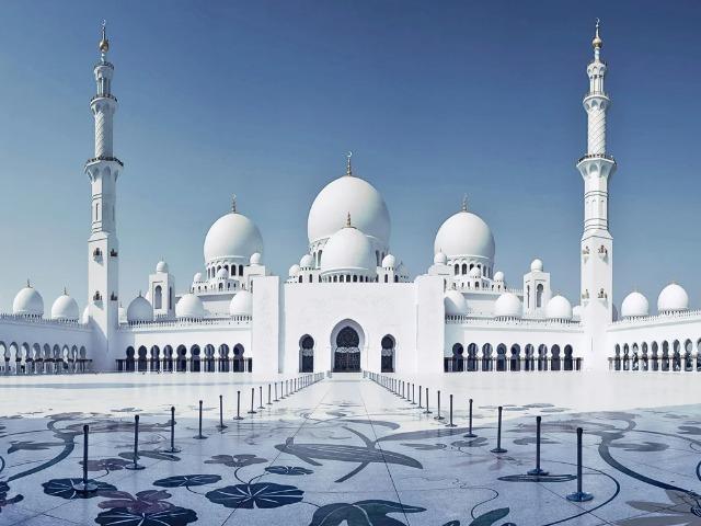 Сказочная столица ОАЭ — Абу-Даби