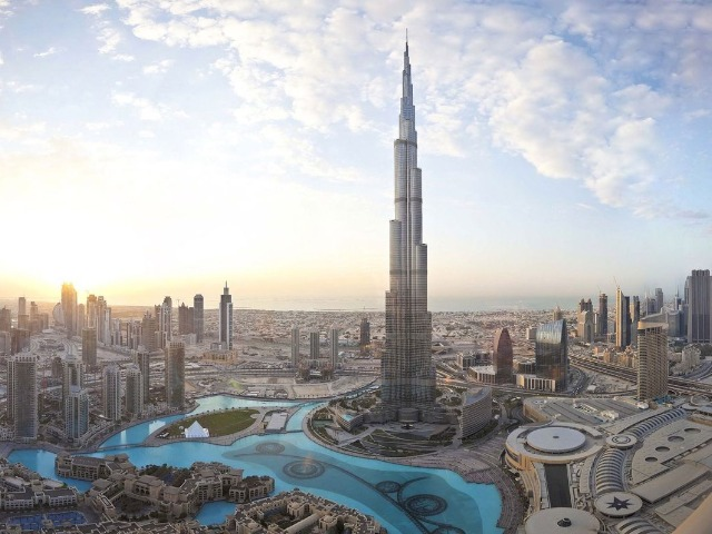 Жемчужина мира — Дубай