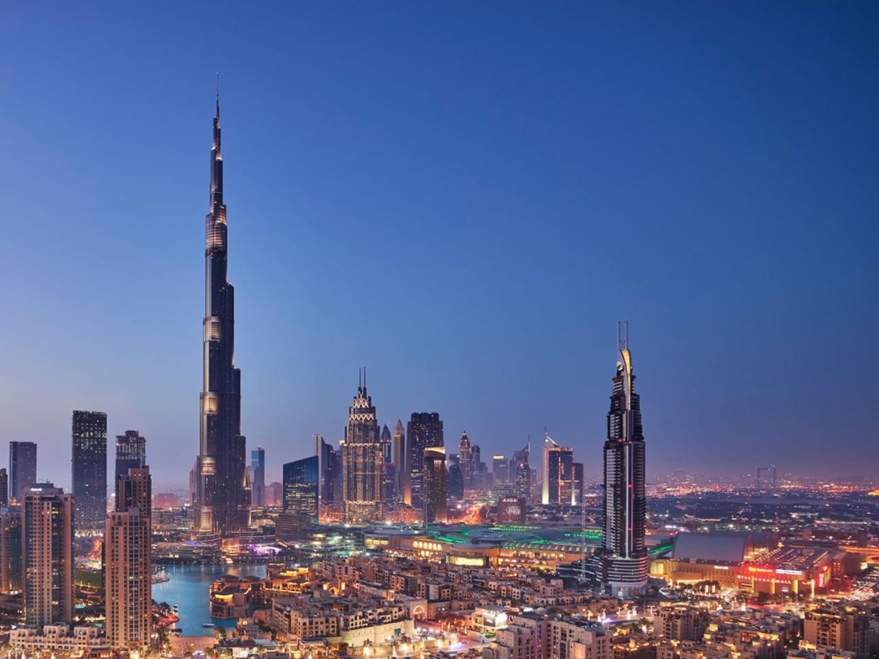 Подъем на самое высокое здание в мире—Burj Khalifa - групповая экскурсия в Дубае от опытного гида