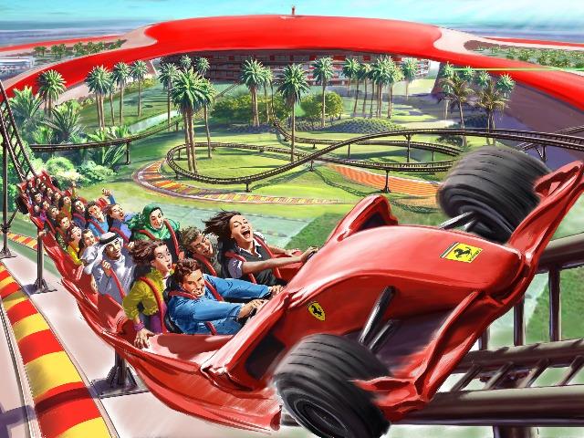 Ferrari Park — Парк развлечений
