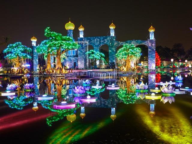 Garden Glow Park