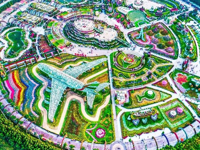 Miracle Garden Park — Парк Цветов