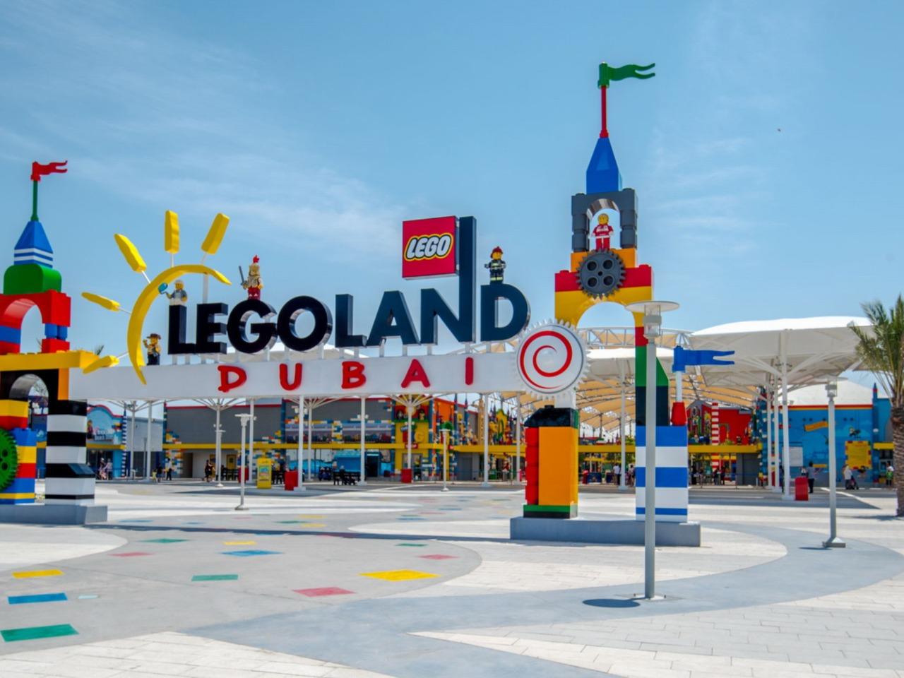 Legoland Park - групповая экскурсия в Дубае от опытного гида