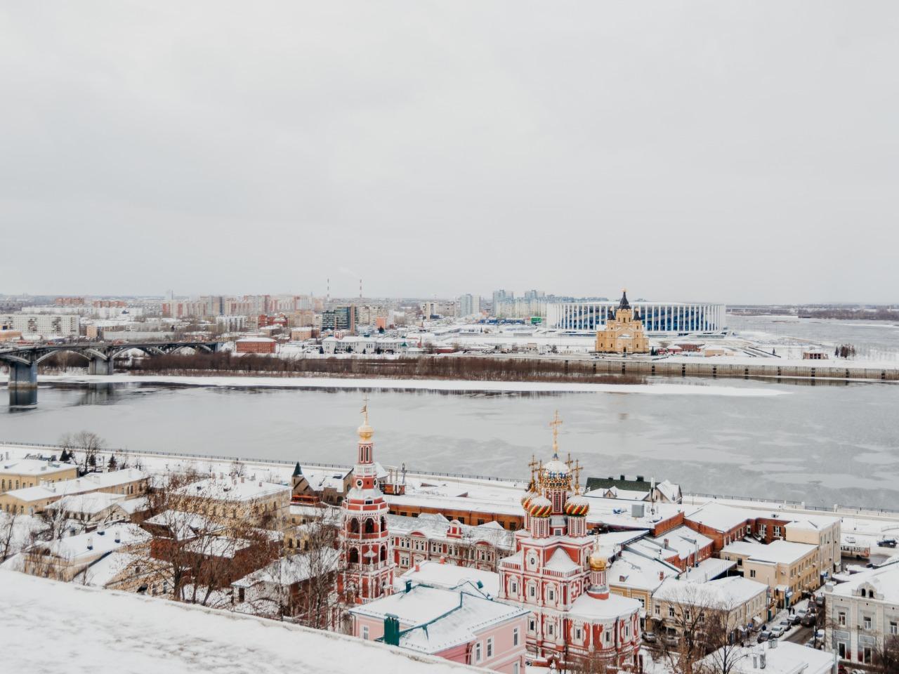 Прогулка по Нижнему Новгороду - индивидуальная экскурсия по Нижнему Новгороду от опытного гида
