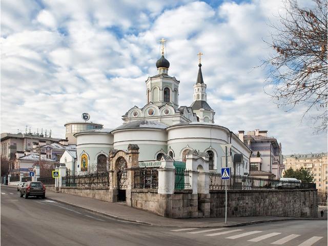 Душа Москвы – экскурсия по Плющихе и окрестностям