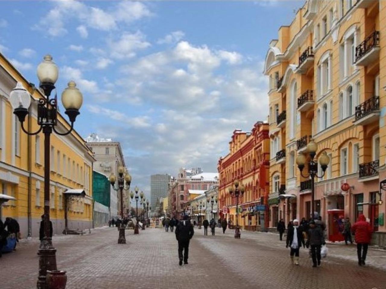 Семейный квест по Арбату - индивидуальная экскурсия по Москве от опытного гида