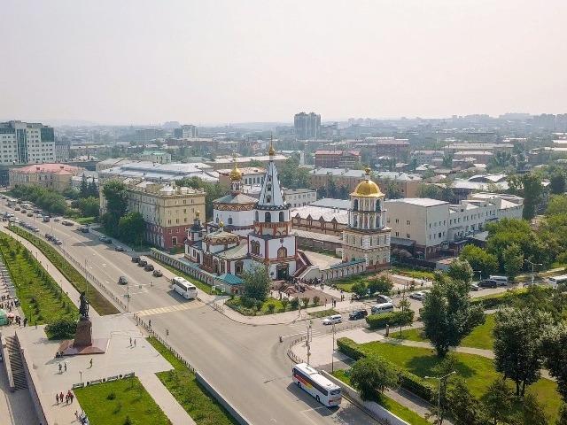 Об Иркутске — с интересом и любовью!