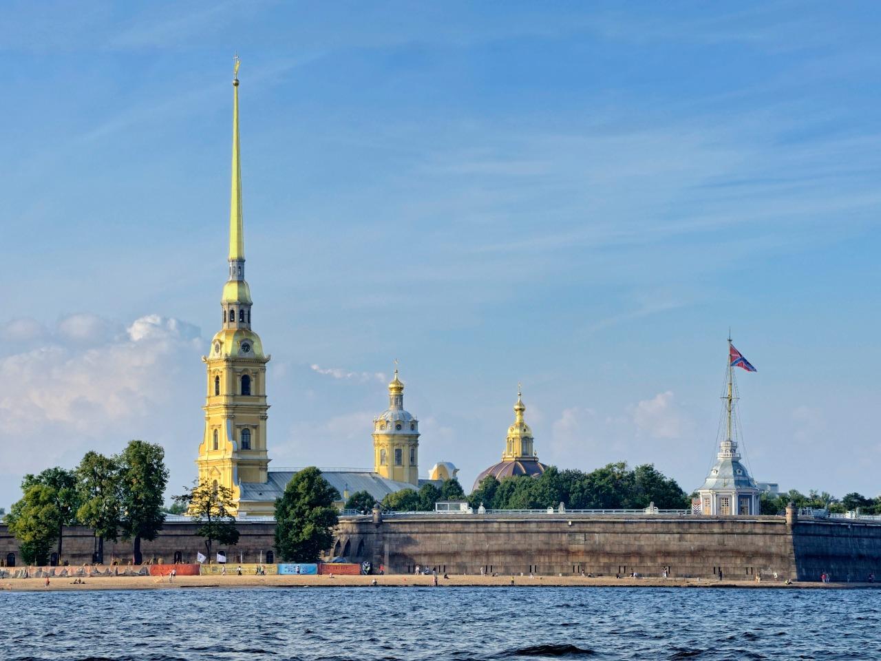Здесь начинался город  - индивидуальная экскурсия по Санкт-Петербургу от опытного гида