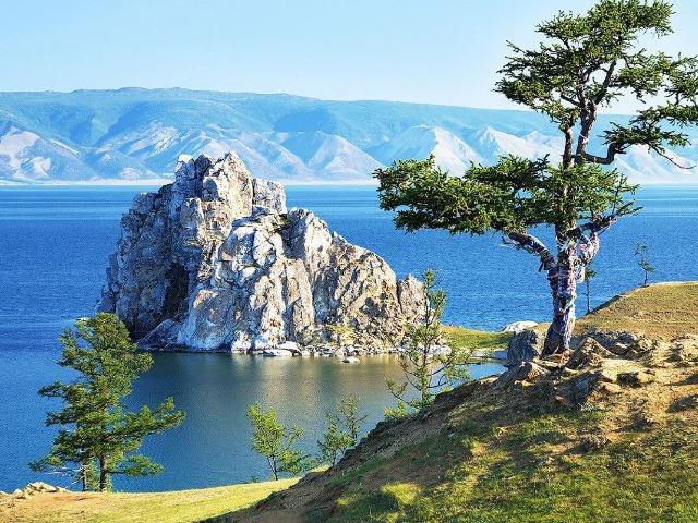 Ольхон — самый таинственный остров Байкала