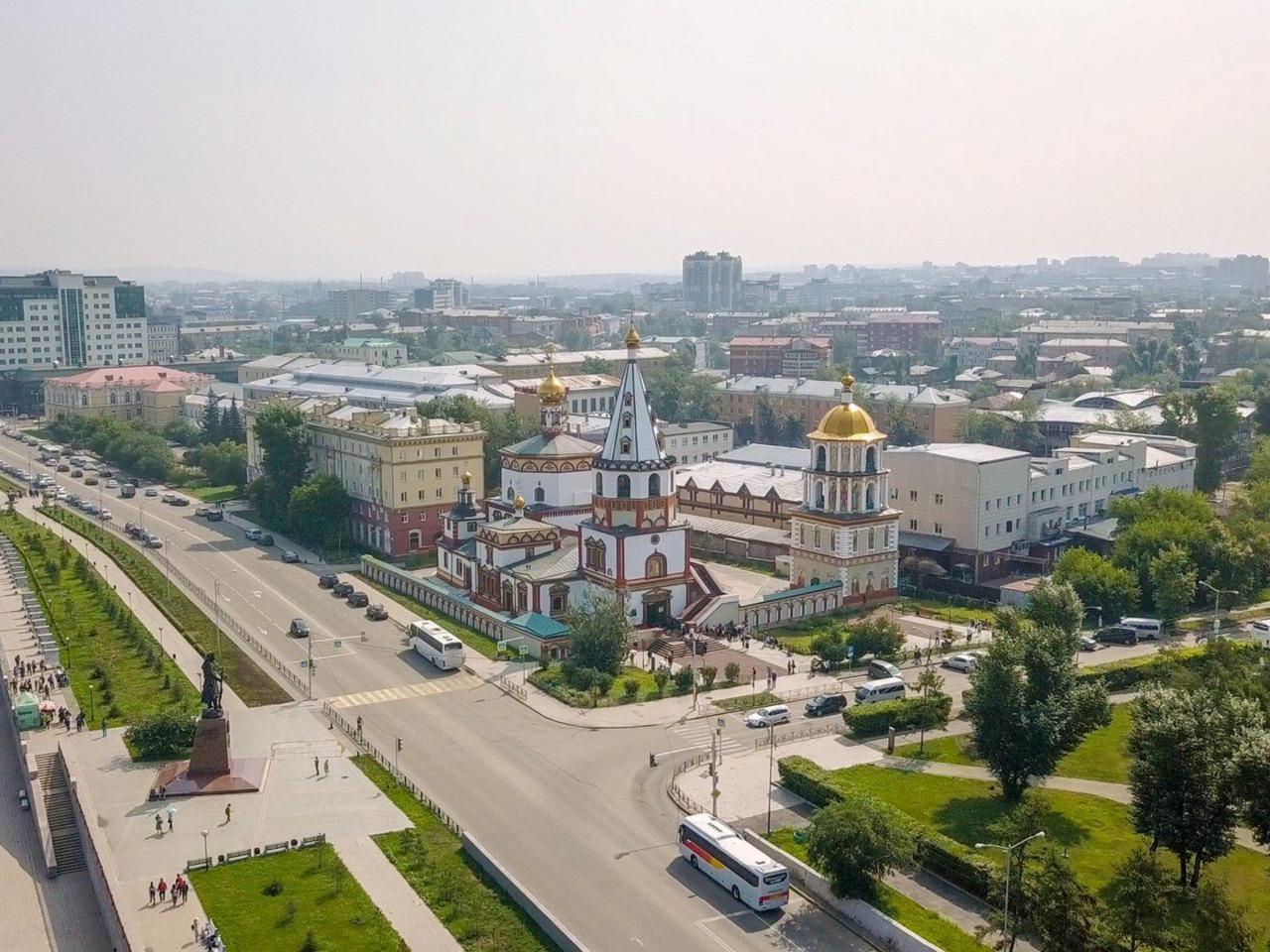 Этот удивительный город - индивидуальная экскурсия по Иркутску от опытного гида