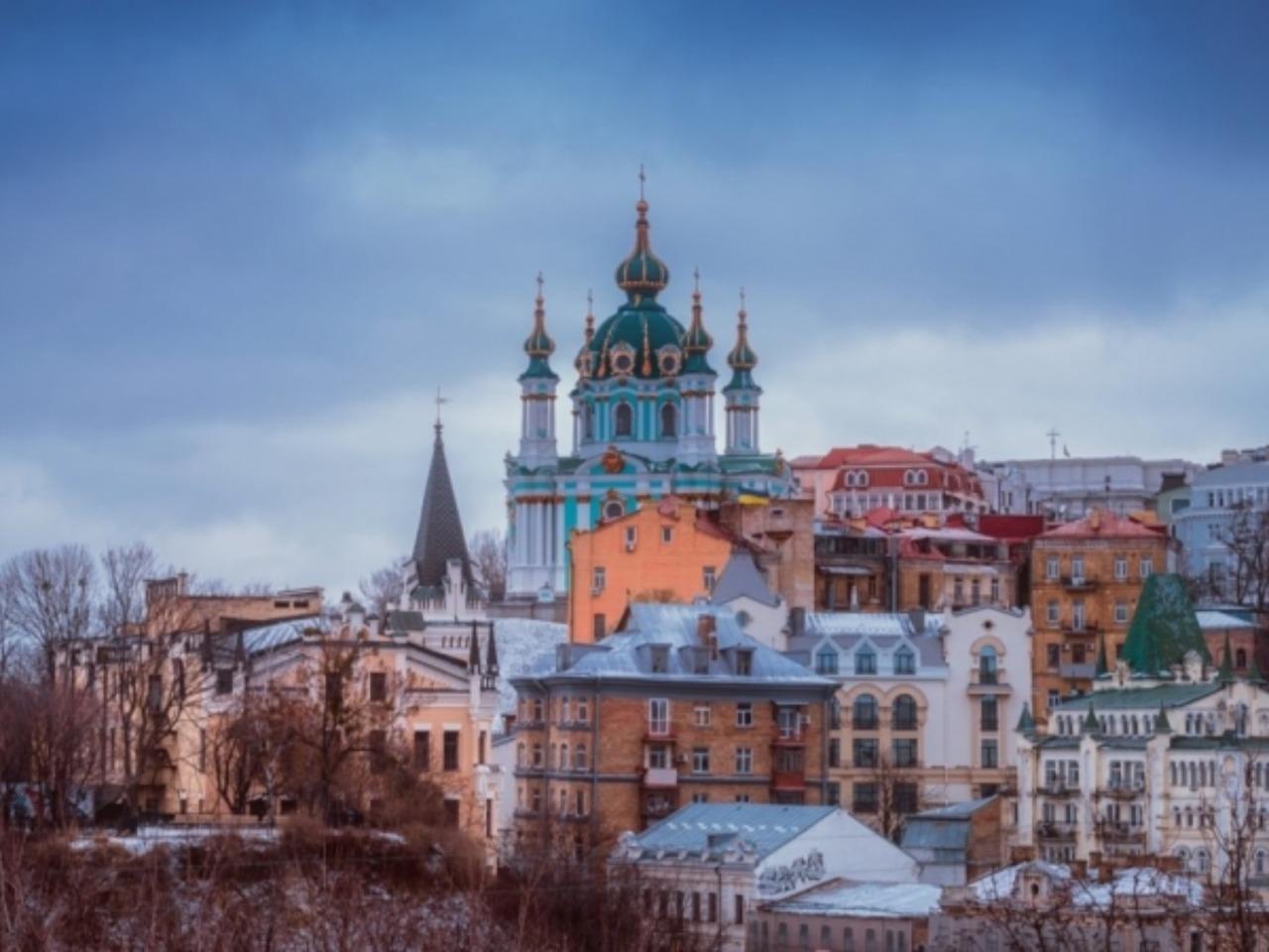 Андреевский спуск - киевский Монмартр - индивидуальная экскурсия по Киеву от опытного гида