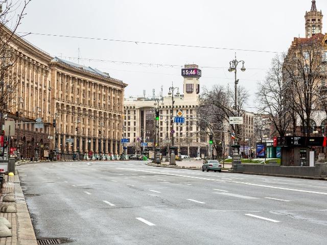 Тайны улицы Крещатик