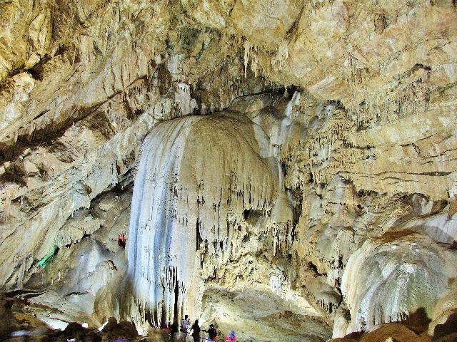 Загадочный мир Воронцовских пещер